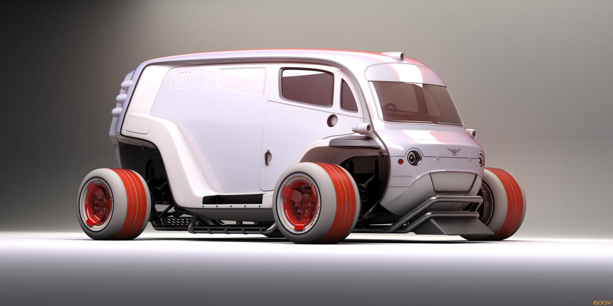 UAZ hotrod by 600v