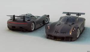295 GT Gotham LM by 600v