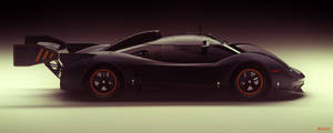 288 GT Gotham #1 by 600v