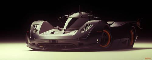 288 GT Gotham #3 by 600v
