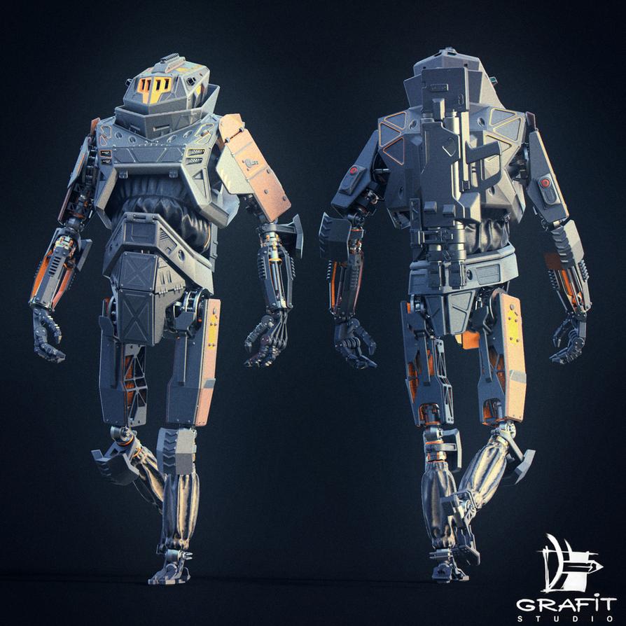 Sentinel #3 - black by 600v