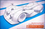 RM 307 - 3D model download