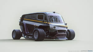 UAZ 2033 GT #2