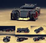 Pingusson Unibloc Rat Racer 334