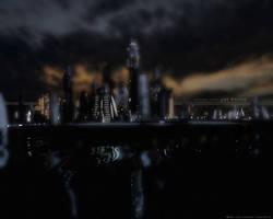 Stargate Atlantis Watersight by em3L