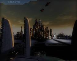 Atlantis last line of defence by em3L