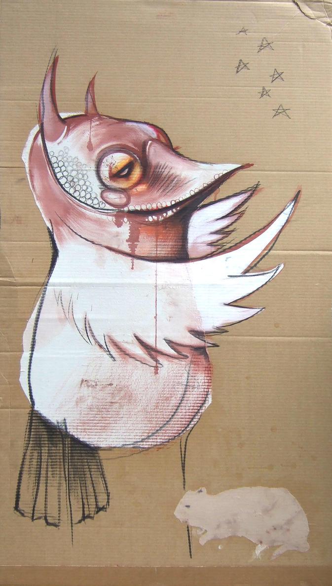 Magic Bird by StefanThompson