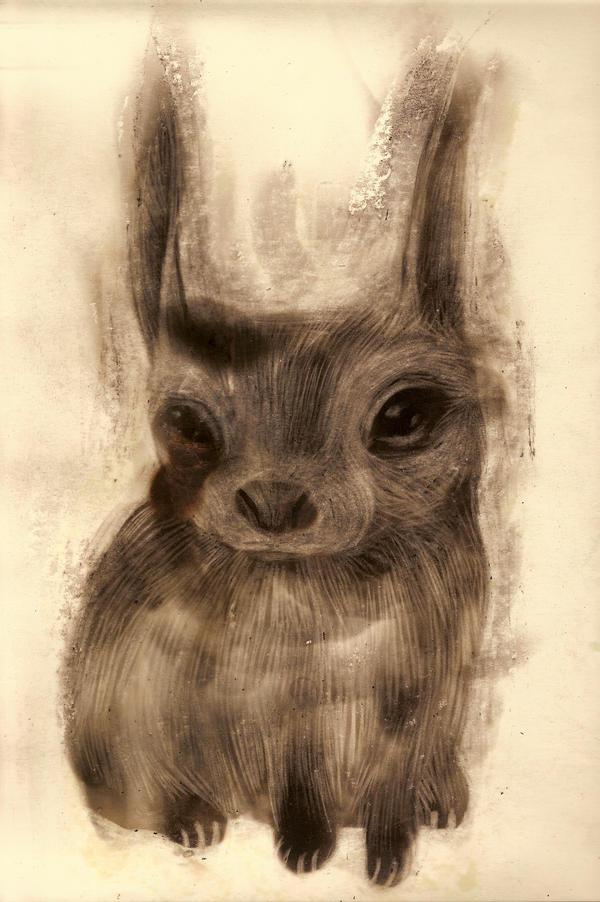 nightrabbit by StefanThompson