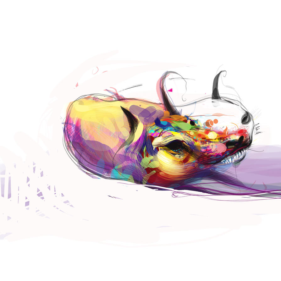 splash of colour by StefanThompson
