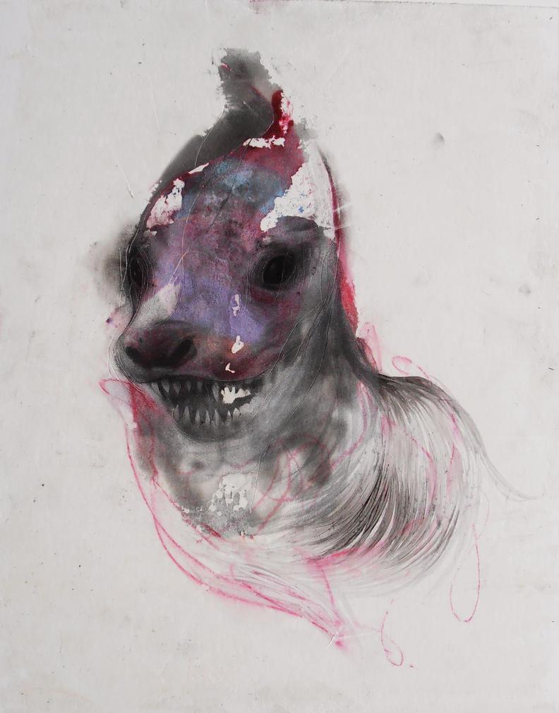 clowndog by StefanThompson