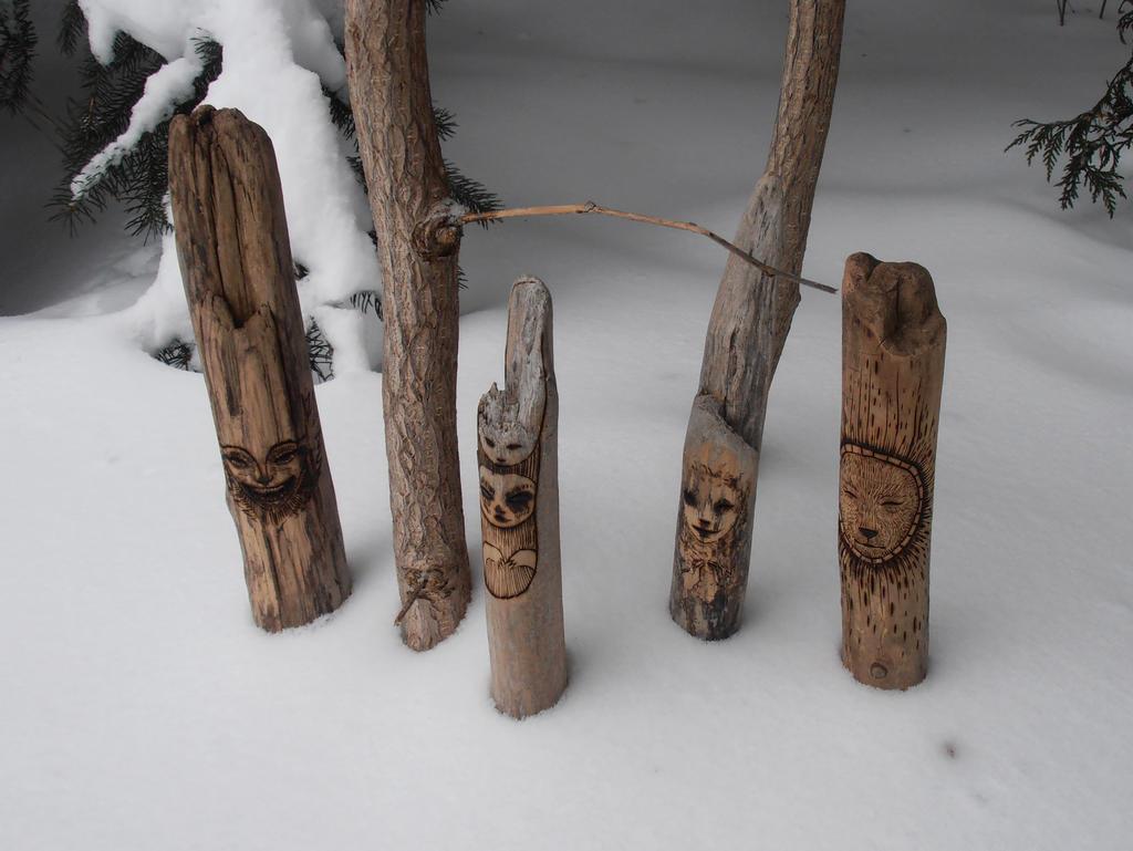 winterwoods by StefanThompson