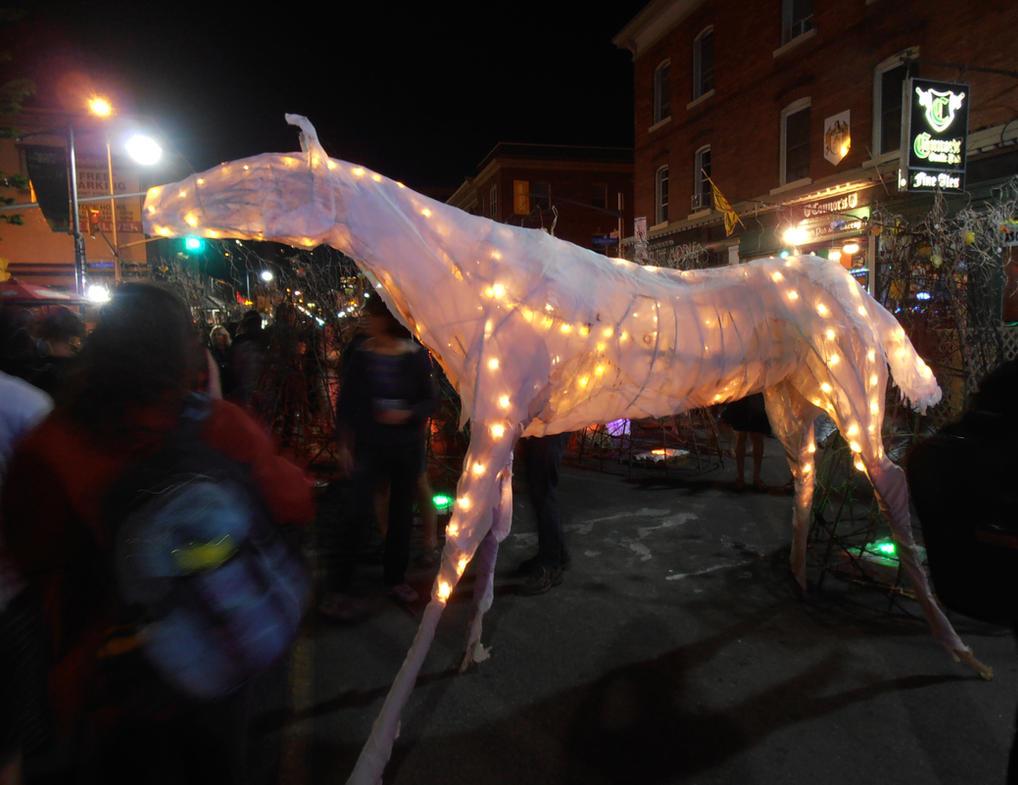 horse lantern by StefanThompson