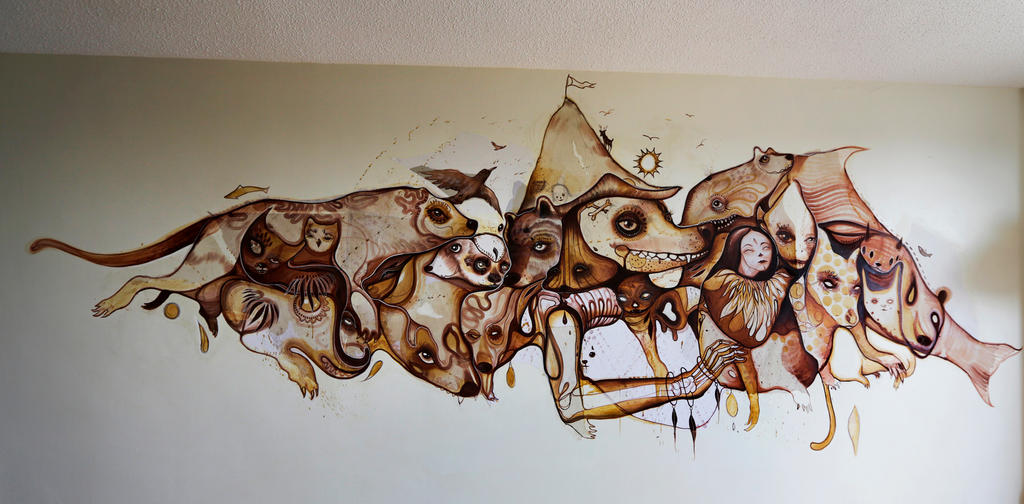 New mural by StefanThompson