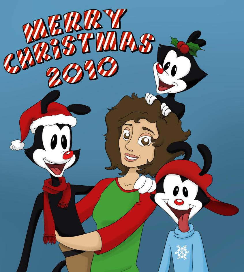 merry animaniacs christmas by fangsandneedles - Animaniacs Christmas