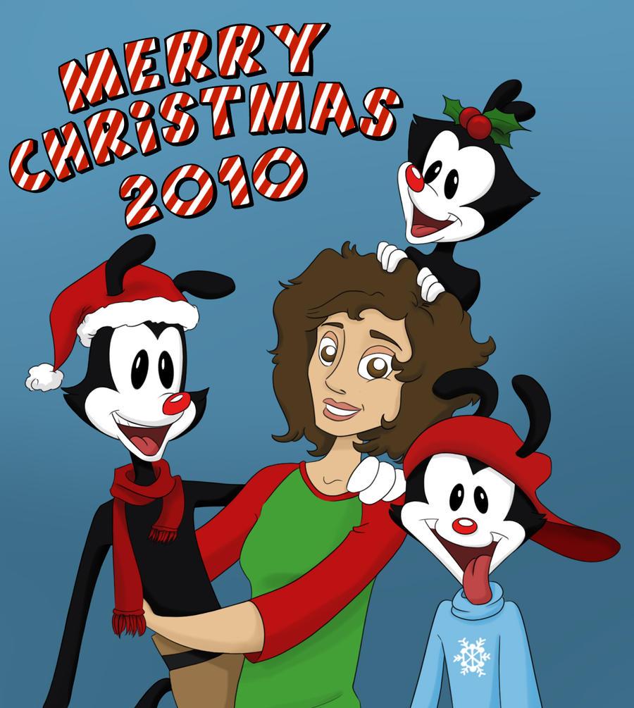 Merry Animaniacs Christmas by FangsAndNeedles on DeviantArt