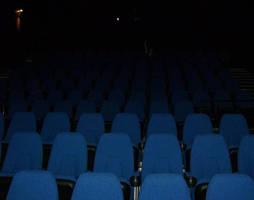 The Lone Moviegoer