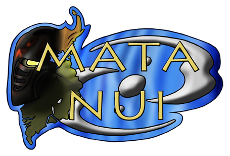 Mata Nui (KH-Inspired World Logo) by XenoSpirit