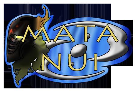 Mata Nui (KH-Inspired World Logo) by XenoSpirit