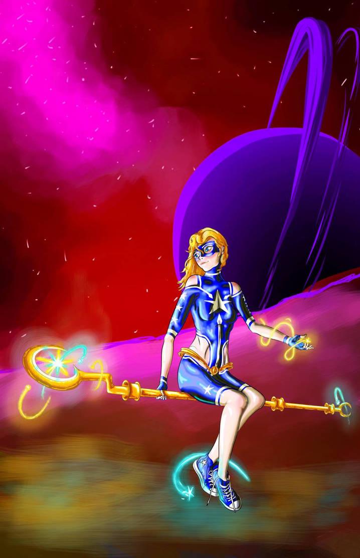 Stargirl solo by Bubble-0f-d00m