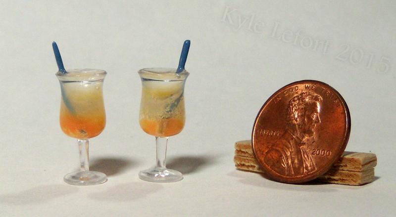 Mini Sparkly Orange Slush by Kyle-Lefort