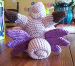 Clefable Crochet 3