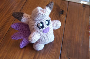 Clefable Crochet 2 by suprphats