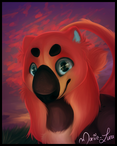 Unnamed Koa Speedpaint by Mariie-Luna