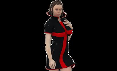 Cross Dress WIP