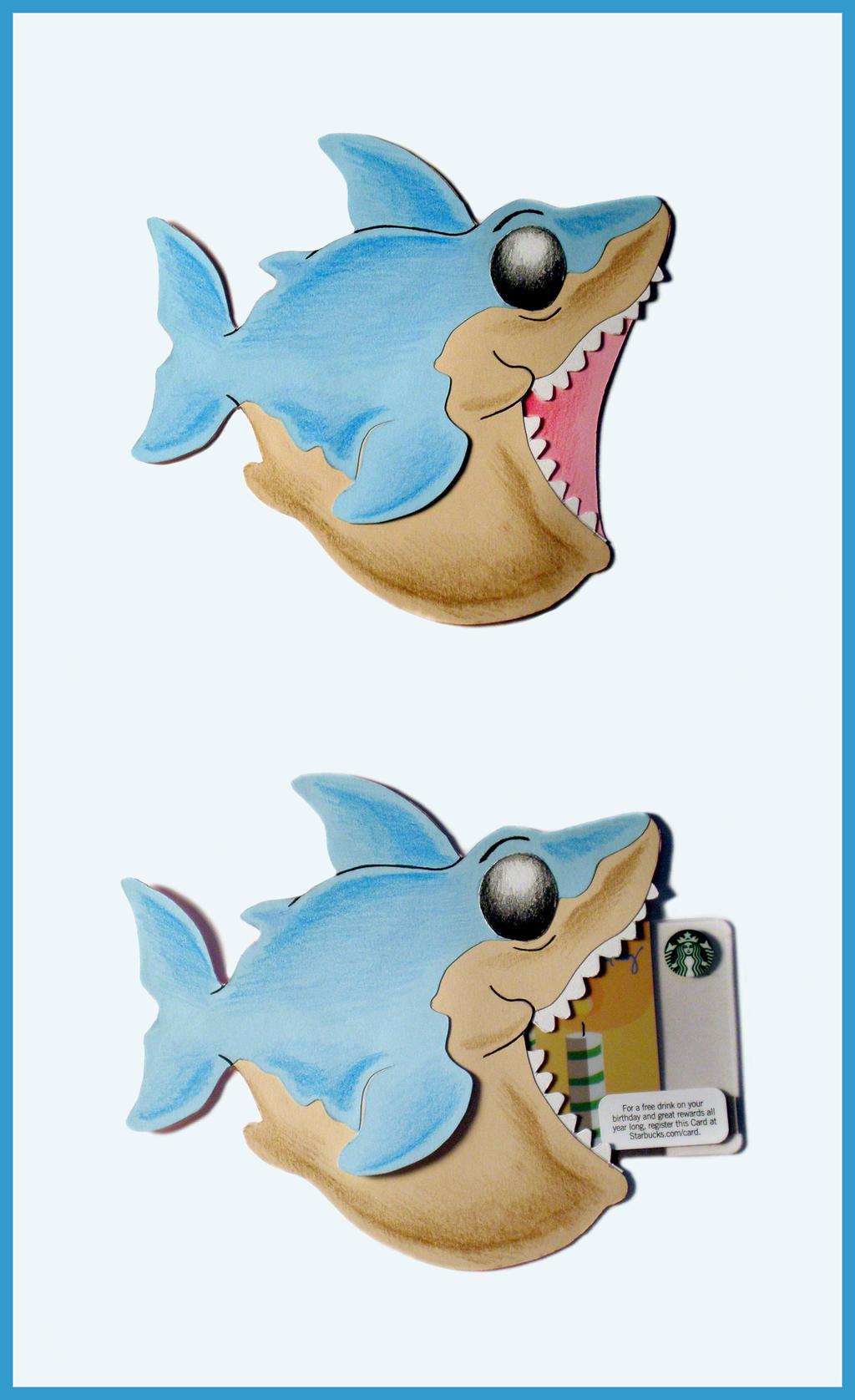 shark paper shark paper make your own shark hand puppet just paper  paper shark paper