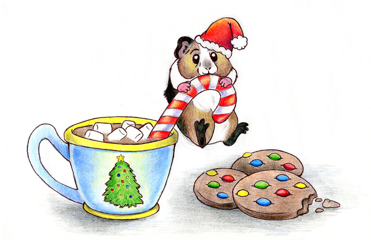 Santa's Little Helper by Fireberd904