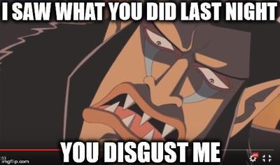 Magellan saw your hentai