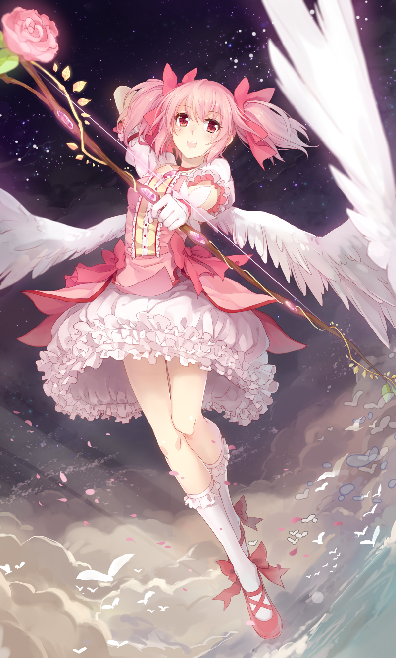 Madoka: Connect by Kyuriin
