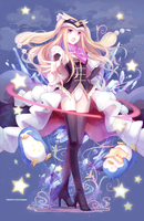Mawaru Penguindrum - Princess of the Crystal by Kyuriin