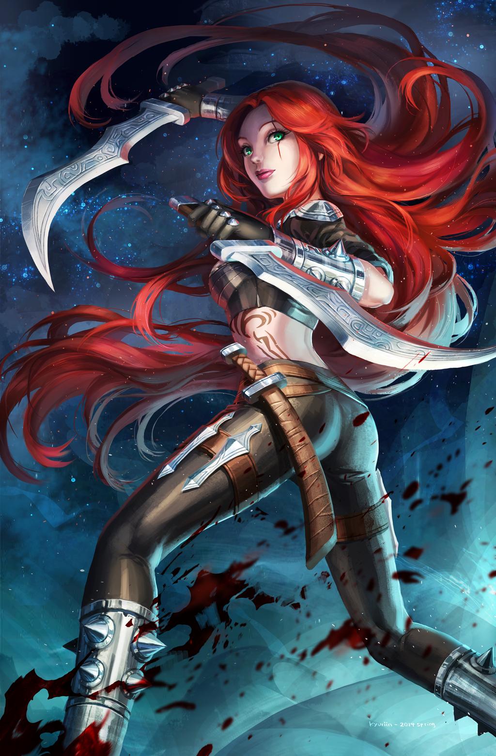 Katarina by Kyuriin