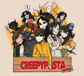 The Creepypasta Show by ItsMeRivacy