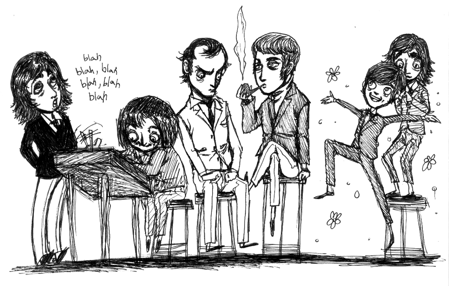 Monty Python by dwightyoakamfan