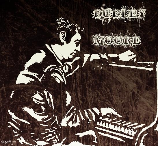 Dudley Moore by dwightyoakamfan