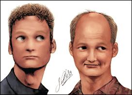 Ryan and Colin .Realistic. by dwightyoakamfan