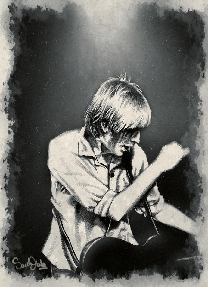. Tom Petty . by dwightyoakamfan