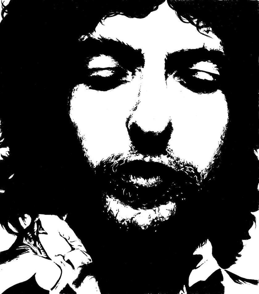 . Bob Dylan in Ink . by dwightyoakamfan