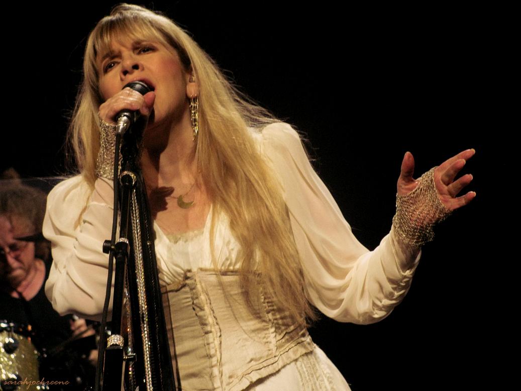 Stevie Nicks Live 2011 by dwightyoakamfan