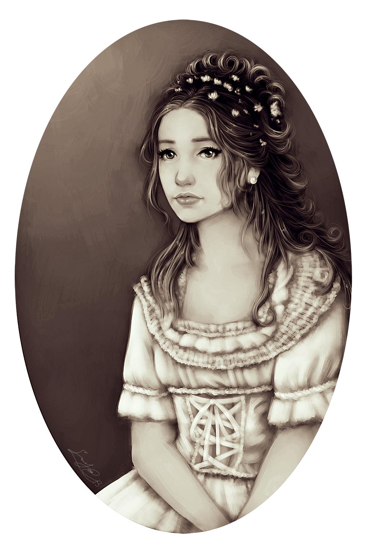 Commission for my Cousin by dwightyoakamfan