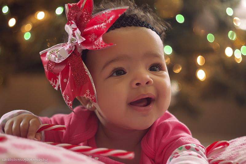 Baby Destiny Christmas Photo by dwightyoakamfan