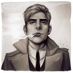 Character Portrait - Jimmy O' Brien