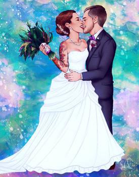 Wedding Portrait Commission