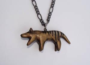 Thylacine Necklace