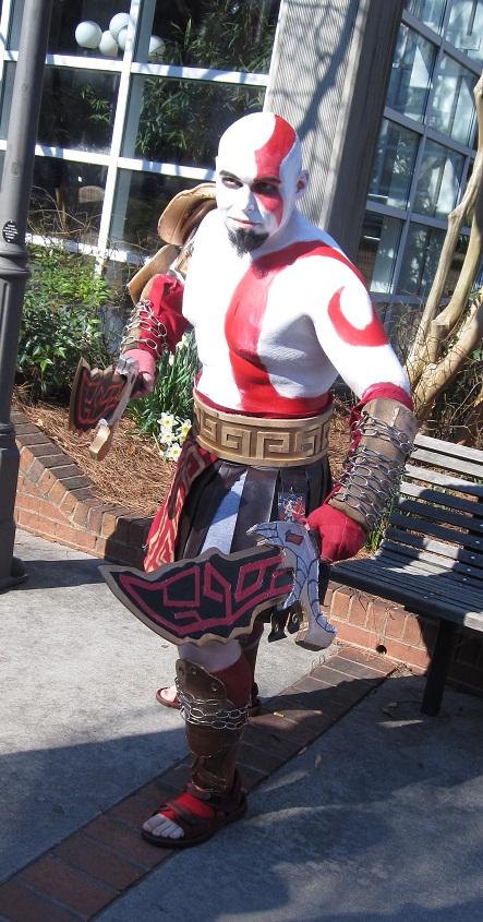 God of War Cosplay by AmayaMarieSuta