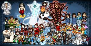 Avatar Chibi Group