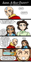 Aang a Bad Daddy