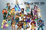 Disney Fantasy Tactics